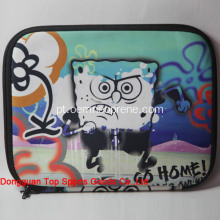 Atacado Neoprene Reciclável Bob Esponja Laptop Sleeves